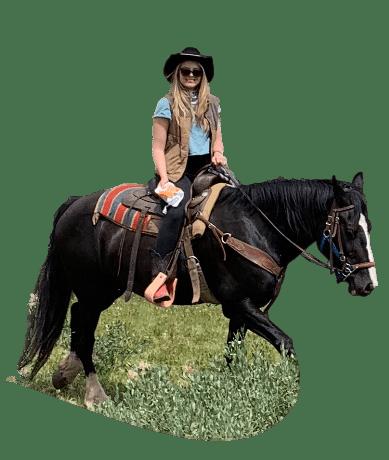 Welder Ranch Horseback Riding adventure
