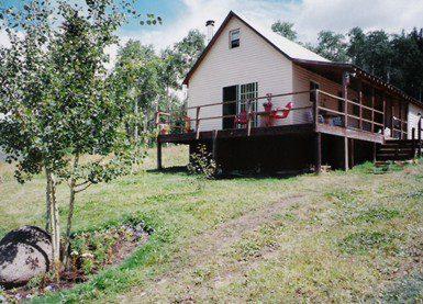 Welder Ranch Cabin
