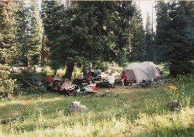 Meeker Welder Ranch Camping