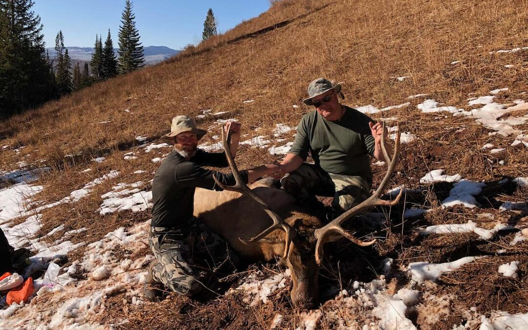A great letter from RMEF! thanking Welder Outfitters for its donation of a 5 Day Colorado Elk Hunt.