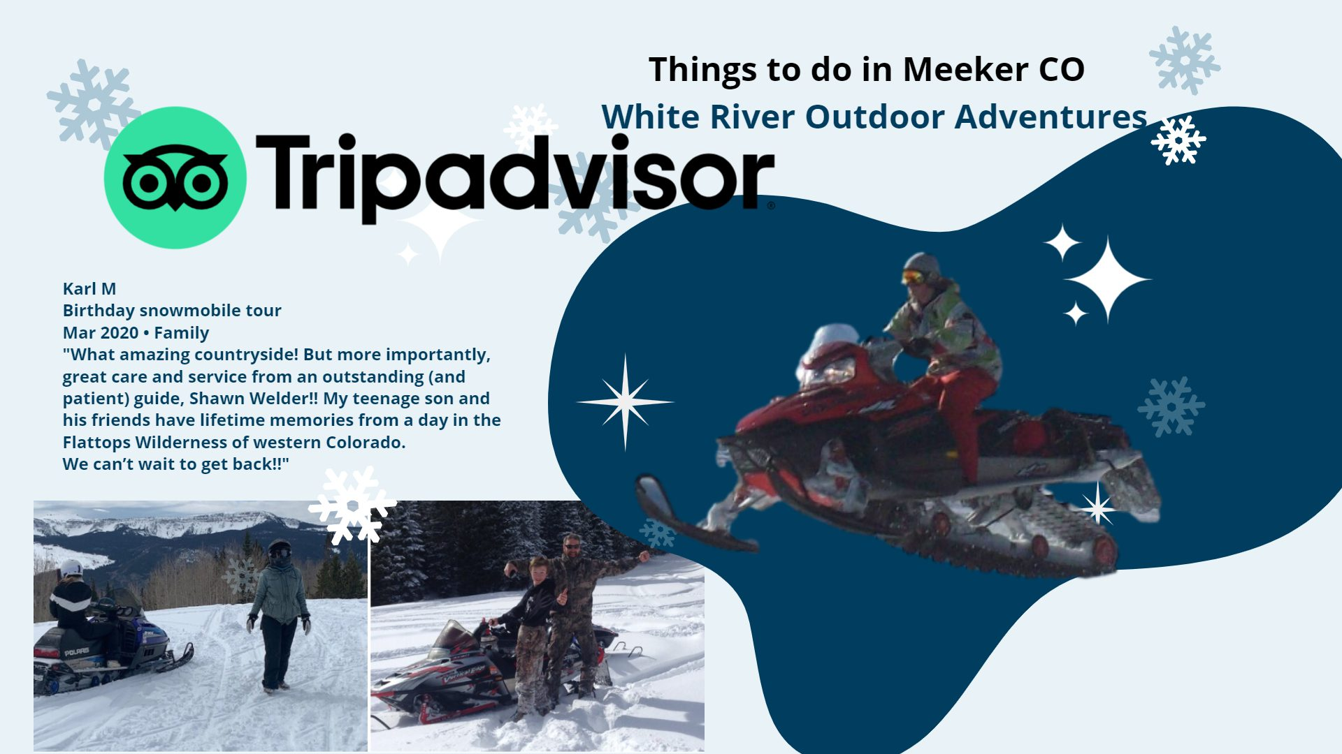 White River Outdoor Adventures Things to Do in Meeker